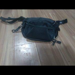 Black Sport bag waist pack